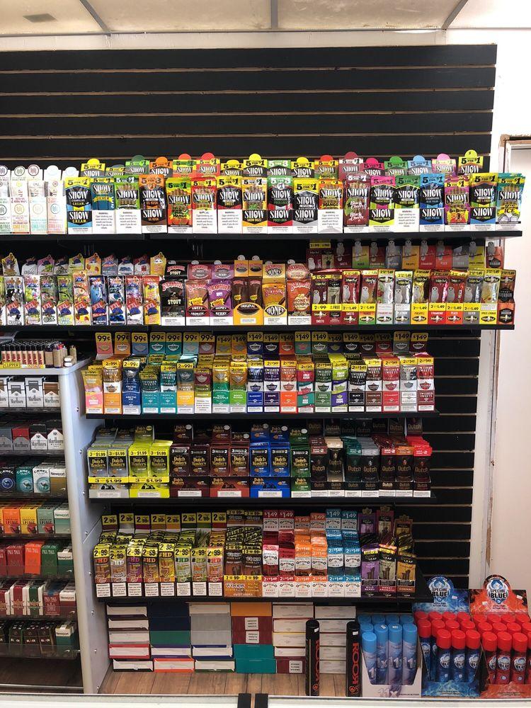 RG Smoke Shop: 7704 Pearblossom Hwy, Littlerock, CA