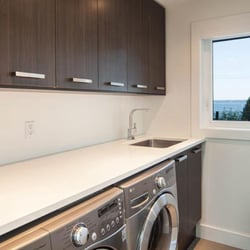Photo Of Kitchen Craft Cabinetry   Burnaby, BC, Canada. Laundry Room,  Laundry