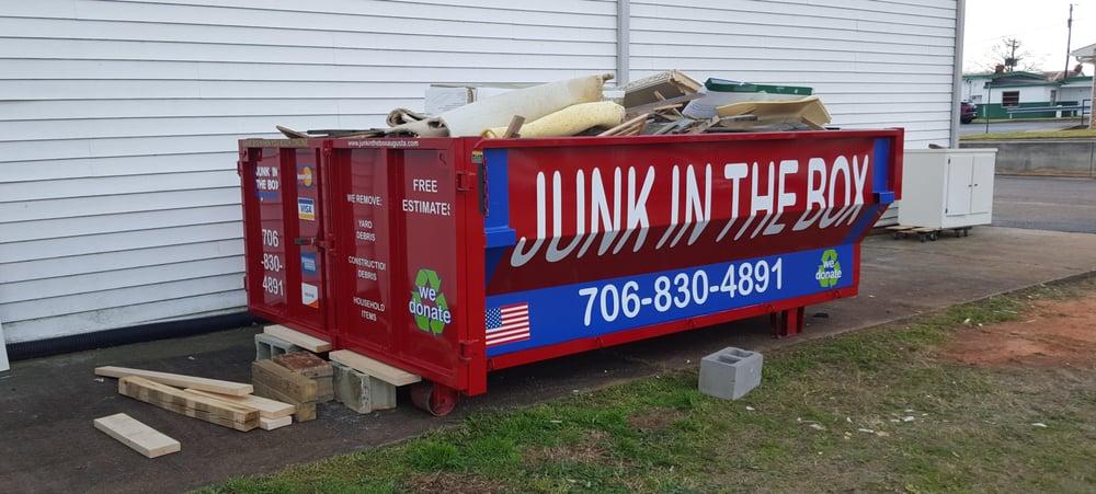 JUNK IN THE BOX: Augusta, GA