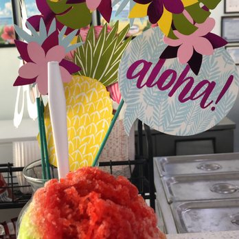 Think, greenwood shaved ice removed