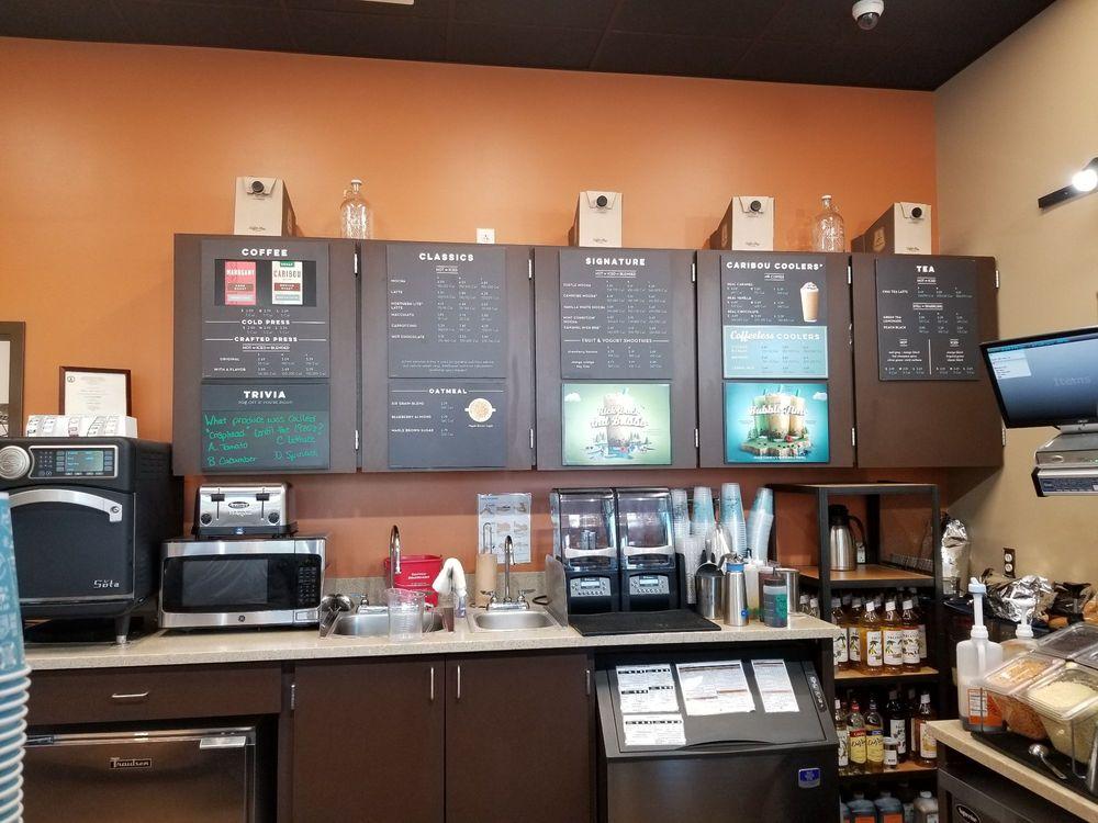 Caribou Coffee: 2440 Raphine Rd, Raphine, VA