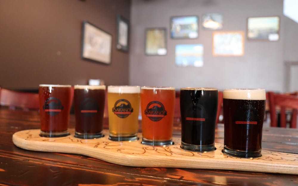 Baranof Island Brewing Company: 1209 Sawmill Creek Rd, Sitka, AK