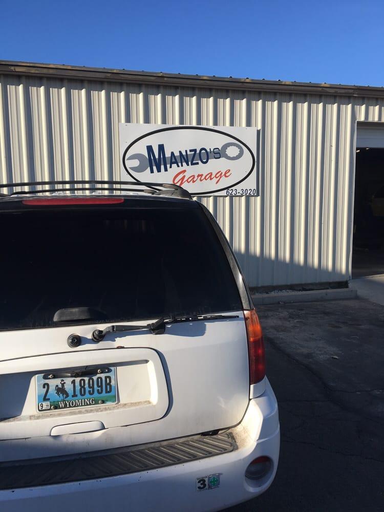 Manzo s garage 18 avis r paration auto 1205 e for Garage des paluds avis