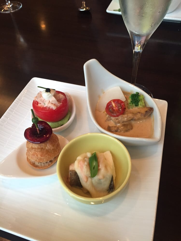 Regency Club Lounge @ Hyatt Regency Tokyo