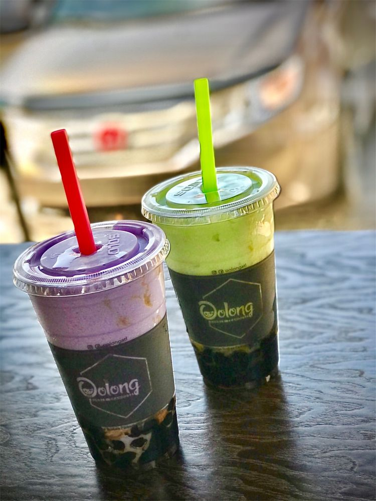 Oolong Bubble Teahouse: 2950 George Busbee Pkwy NW, Kennesaw, GA
