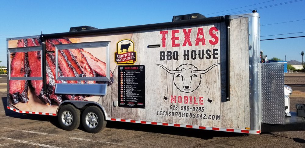 Texas BBQ House Mobile: Buckeye, AZ