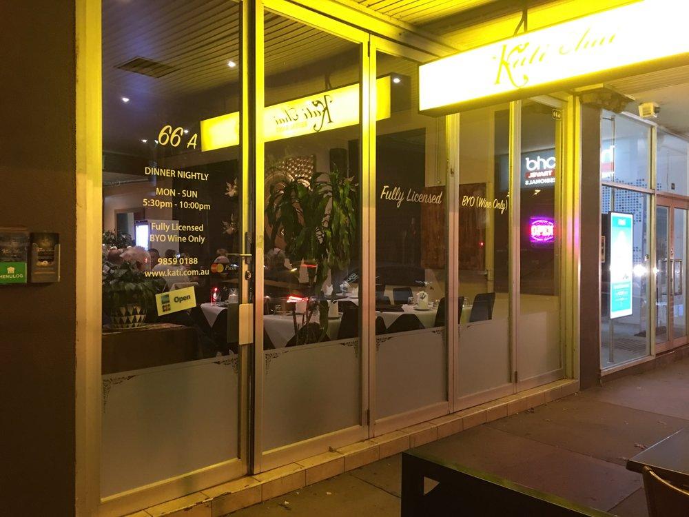 Thai Restaurant Balwyn North