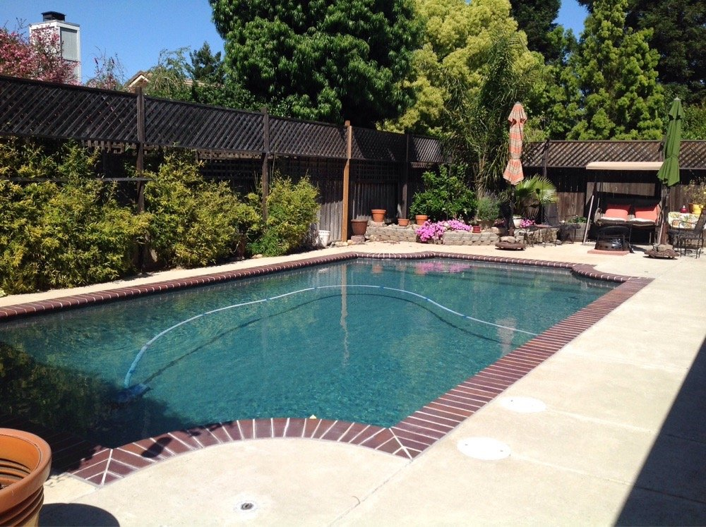 Marcus does great work yelp for Pool builders yuba city