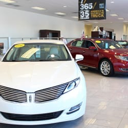 Photo Of Ford Lincoln Cookeville Tn United States Dealership Showroom