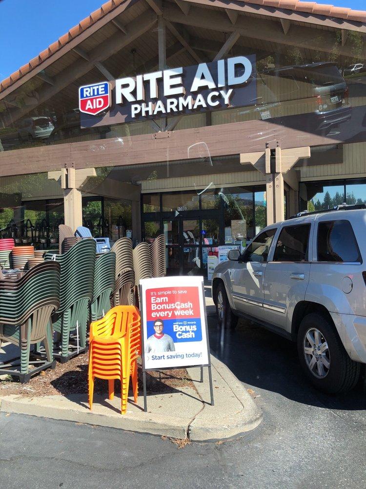 Rite Aid: 130 Alamo Plz, Alamo, CA