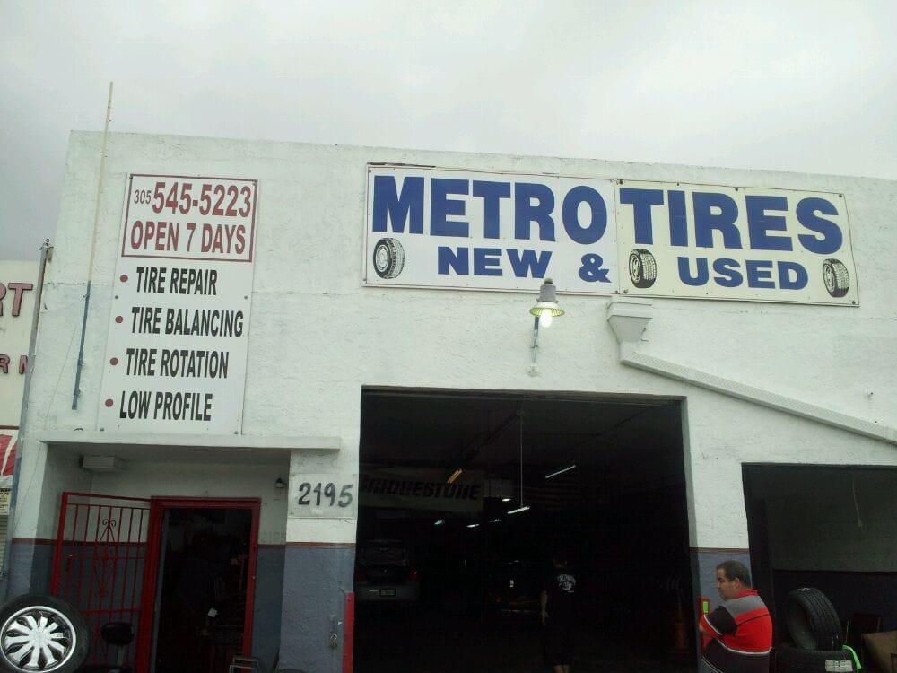 Tire Repair Near Me Open Sunday >> Metro Tires Tires 2195 Nw 20th St Allapattah Miami Fl Phone