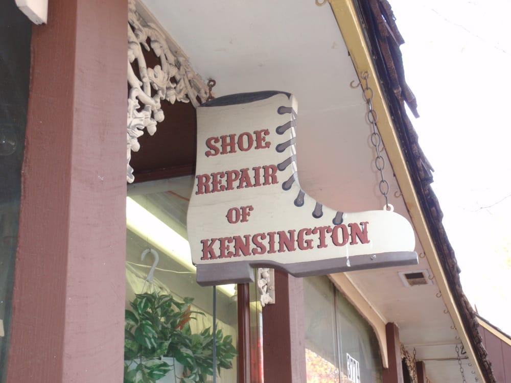 Kensington Shoe Repair: 3772 Howard Ave, Kensington, MD