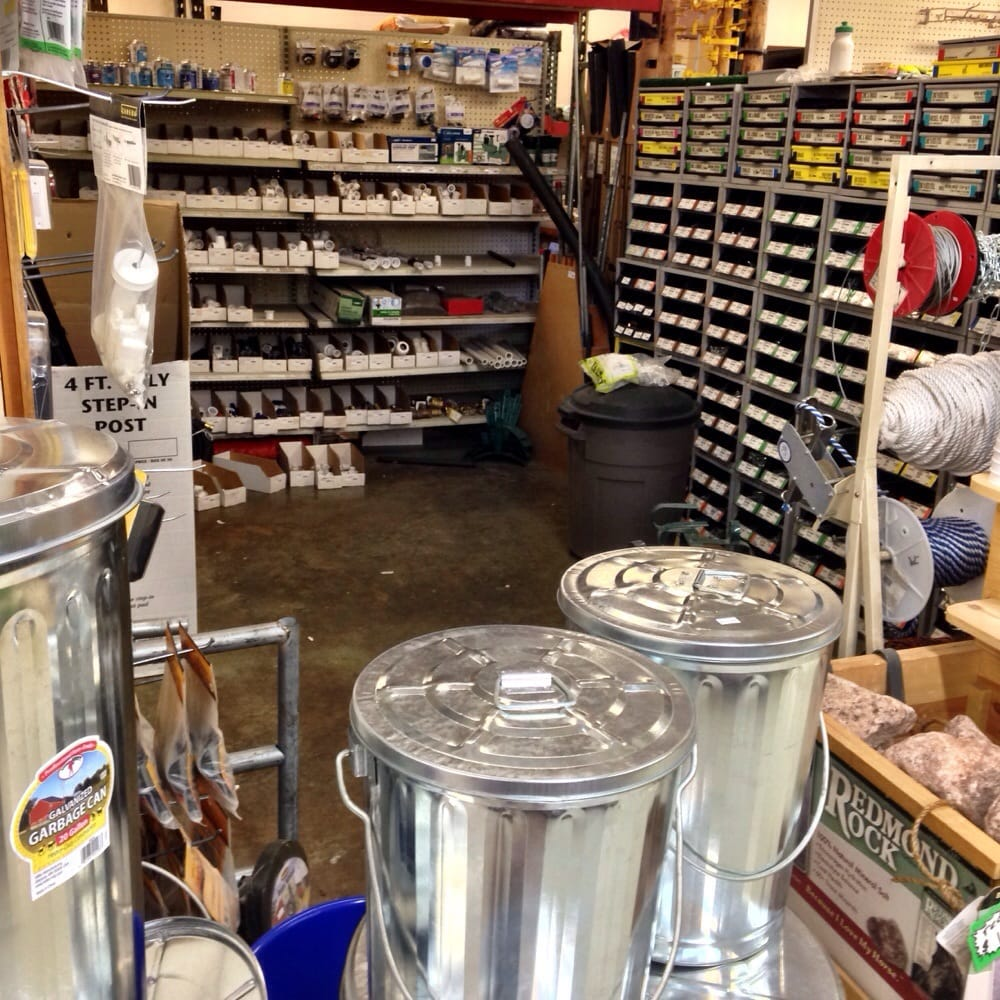 Cool Feed & Ranch Supply: 2968 State Highway 49, Cool, CA