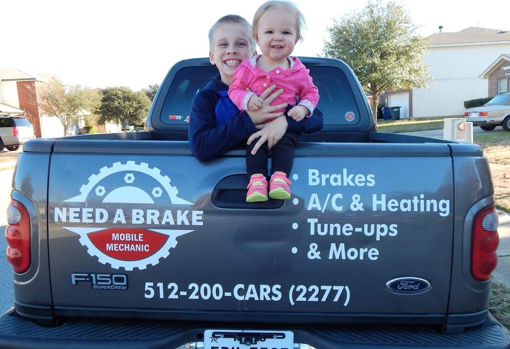 Need a Brake