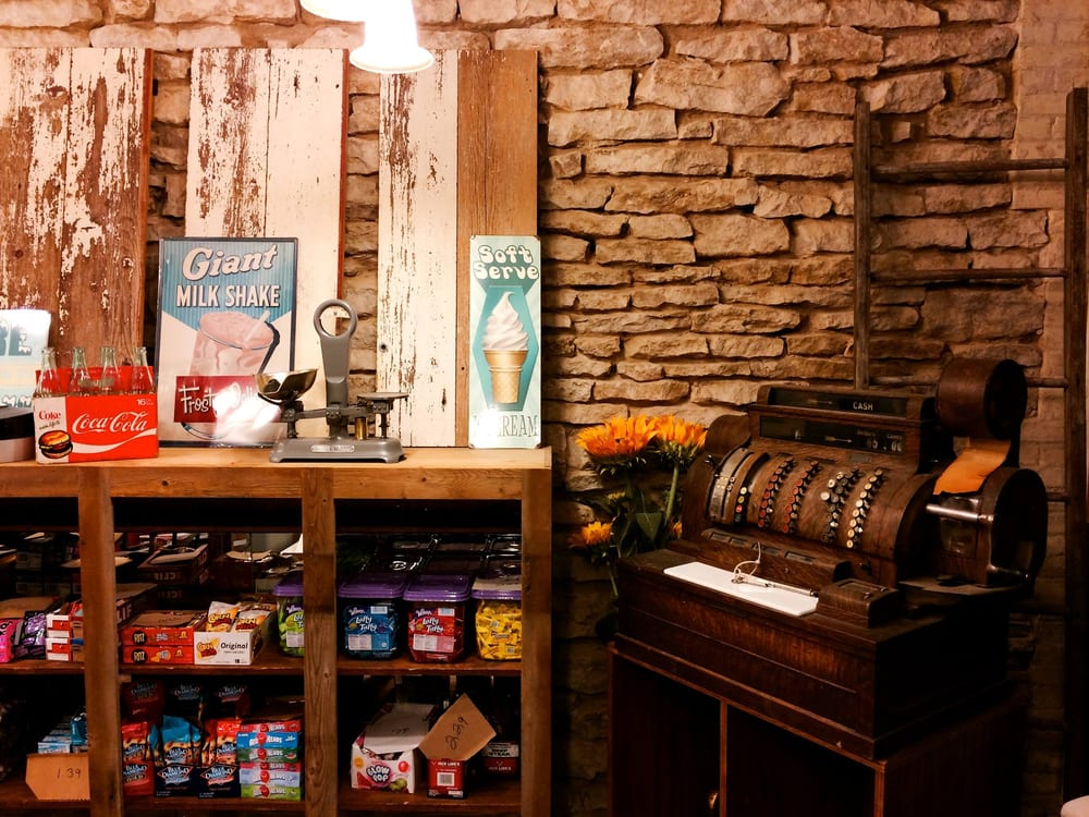 Sugar River General Store: 115 N Water St, Albany, WI