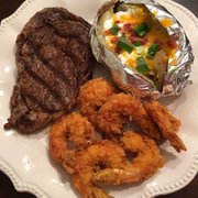 Shrimp Photo Of Nik S Steak Seafood Restaurant Spring Tx United States