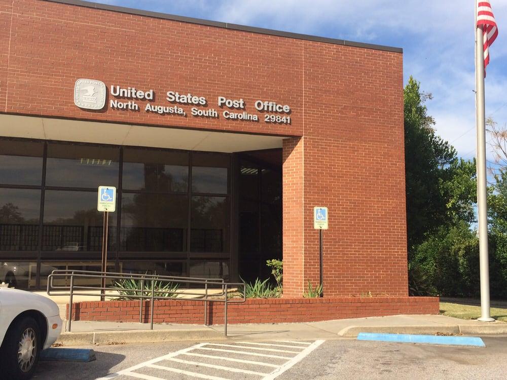 United States Post Office: 1450 Georgia Ave, North Augusta, SC