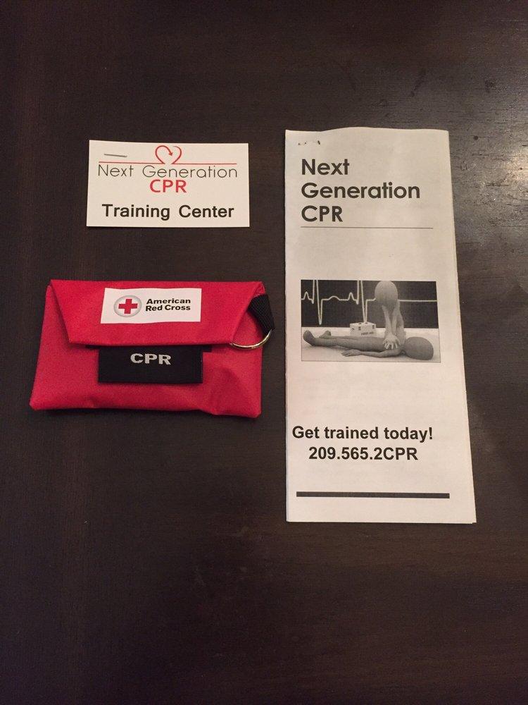 Next Generation CPR: 2029 E Harding Way, Stockton, CA