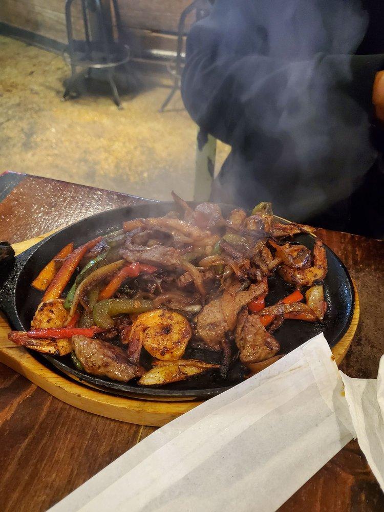 Food from Tia Juanitas Fish Camp