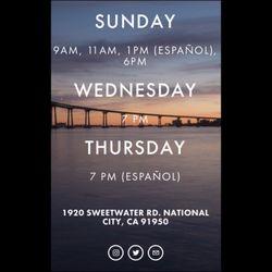 Photo of Cornerstone Church - National City, CA, United States. Service times