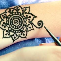 Eyebrow Threading Facial Threading Henna Tattoo Threading