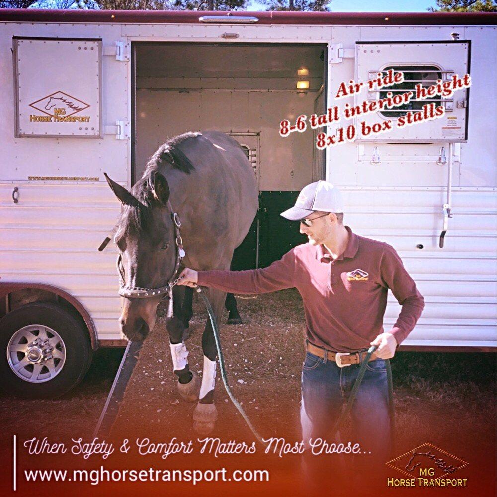 MG Horse Transport: Trenton, KY