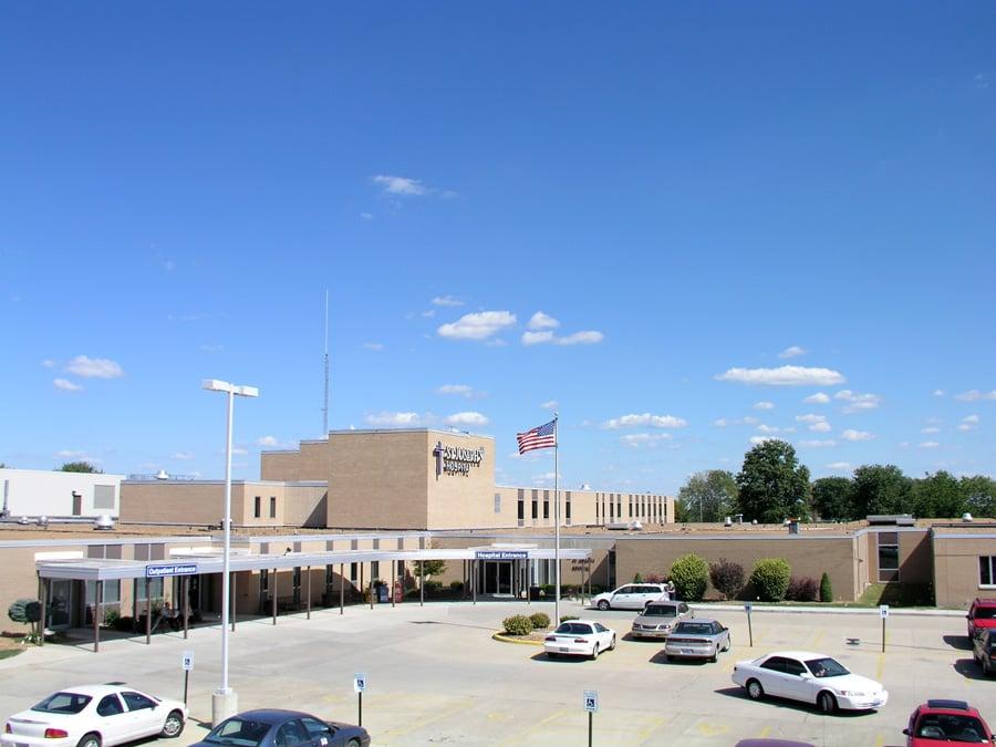 St Joseph's Hospital-Breese: 9515 Holy Cross Ln, Breese, IL