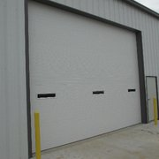 This Is A Fullview Photo Of Roberts Overdoors   Derby, KS, United States.  CDC2000 Commercial Doors And ...