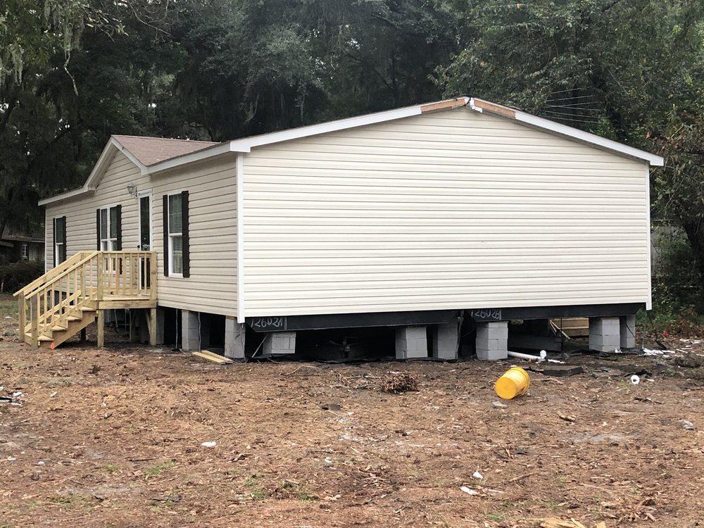 Todd Padgett Housing Center: 5260 Hwy 280 W, Claxton, GA