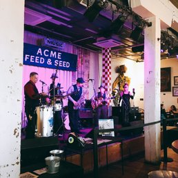 Acme Feed And Seed Nashville Drink Menu