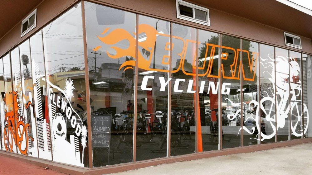 Burn Cycling: 1218 N La Brea Ave, Inglewood, CA