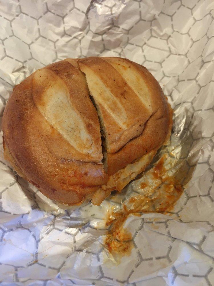 Food from Einstein Bros. Bagels