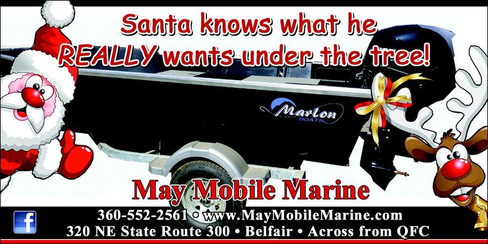 May Mobile Marine: 320 NE State Rt 300, Belfair, WA