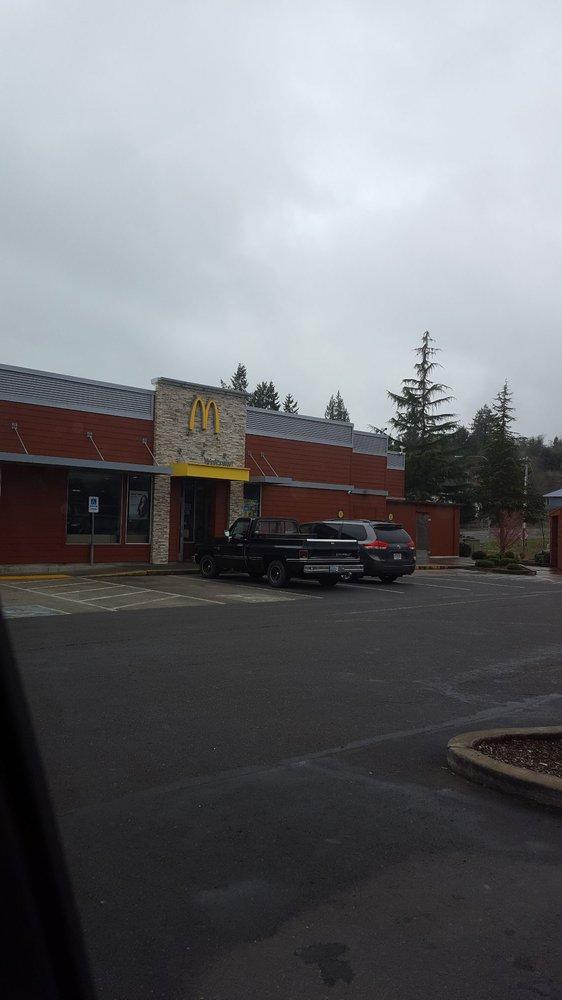 McDonald's: 100 Willapa Pl, Raymond, WA