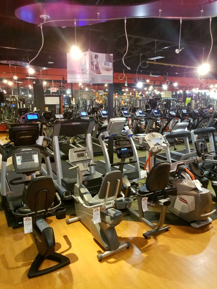 Fitness Showrooms Superstore Llc 32 State Route 10 East Hanover Nj 07936