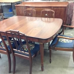 Photo Of Bergeru0027s Furniture Refinishing   St. Paul, MN, United States. Table