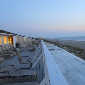 Photo Of Atlantic View Hotel Dewey Beach De United States Upper Deck