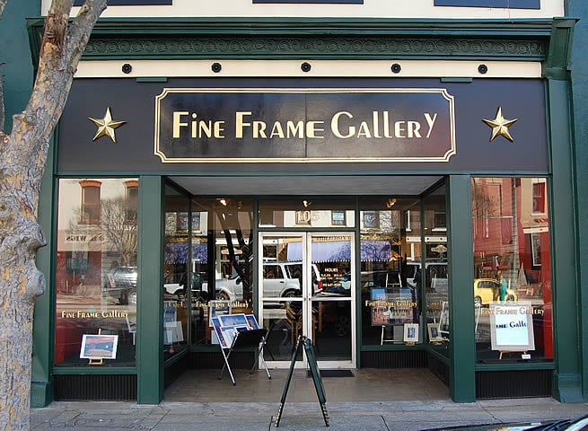 Social Spots from Fine Frame Gallery
