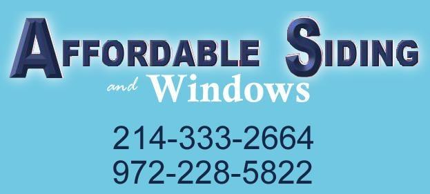 Affordable Siding & Windows