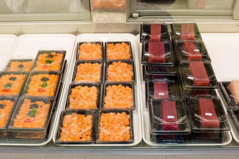 Poke and sashimi grade fish yelp for Where to buy sashimi grade fish near me