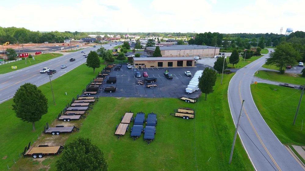 Trailers & Hitches: 3850 Harrison Rd, Loganville, GA