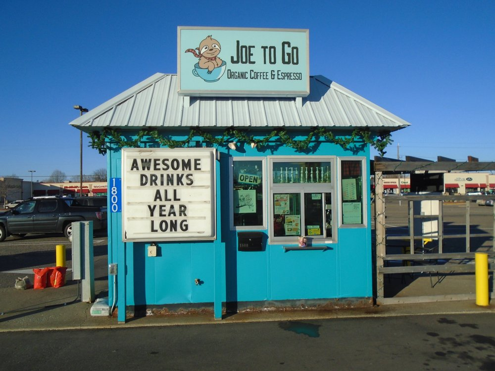 Joe To Go: 1800 Coulee Rd, Hudson, WI