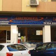Colchones Java   Colchonerías   Calle Almoraima, 5, Tomares