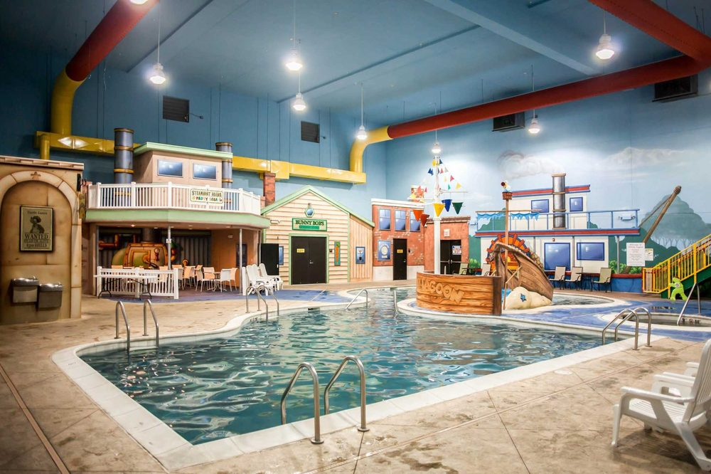 Sleep Inn & Suites Indoor Waterpark