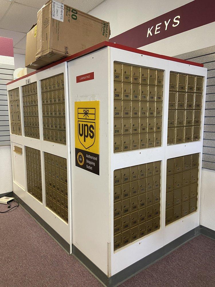 Just Send It Postal Center: 7909 Walerga Rd, Antelope, CA