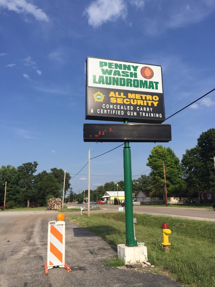 Penny Wash Laundromat: 5703 Collinsville Rd, East Saint Louis, IL