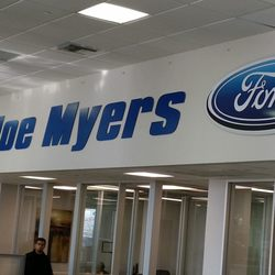 Joe Myers Ford 37 Photos 159 Reviews Car Dealers 16634 Nw
