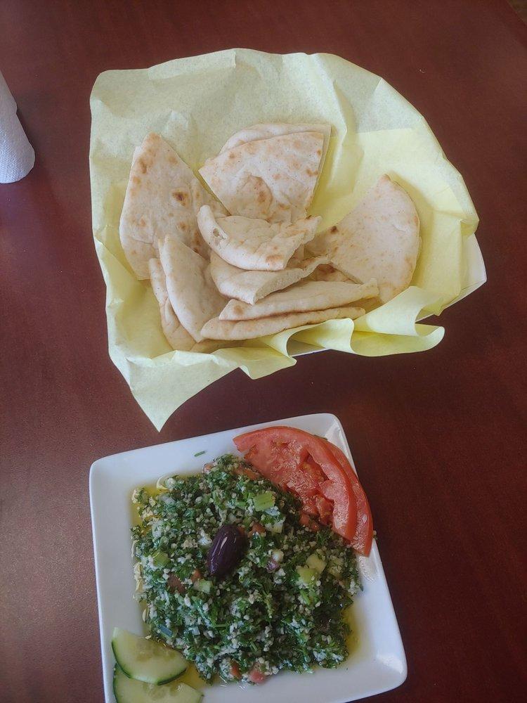 Jido's Gyros And Kebabs: 100 Hwy 332W, Richwood, TX