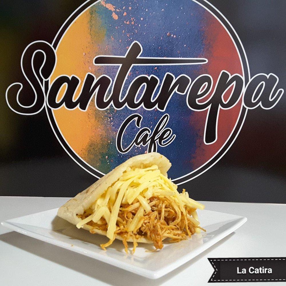 Santarepa Cafe: 229 Johnson St, Santa Fe, NM