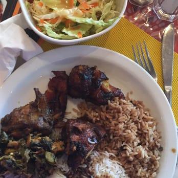 Fumi s african caribbean restaurant caribbean 502 for Afro caribbean cuisine